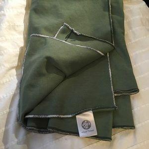 Mandela yoga mat towel